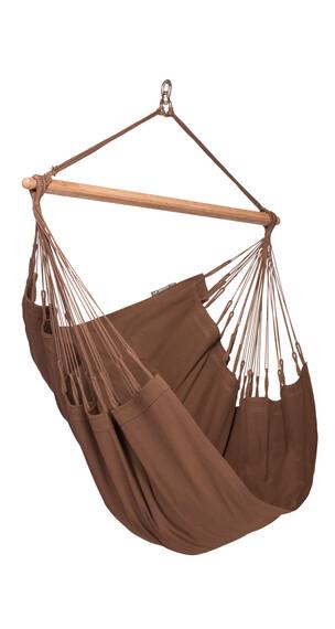 La Siesta Modesta - Hamac - Basic marron